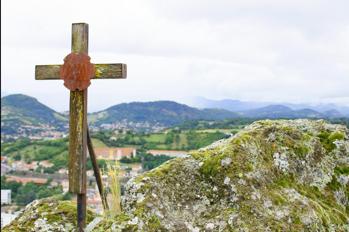 Le chemin de Saint-Régis