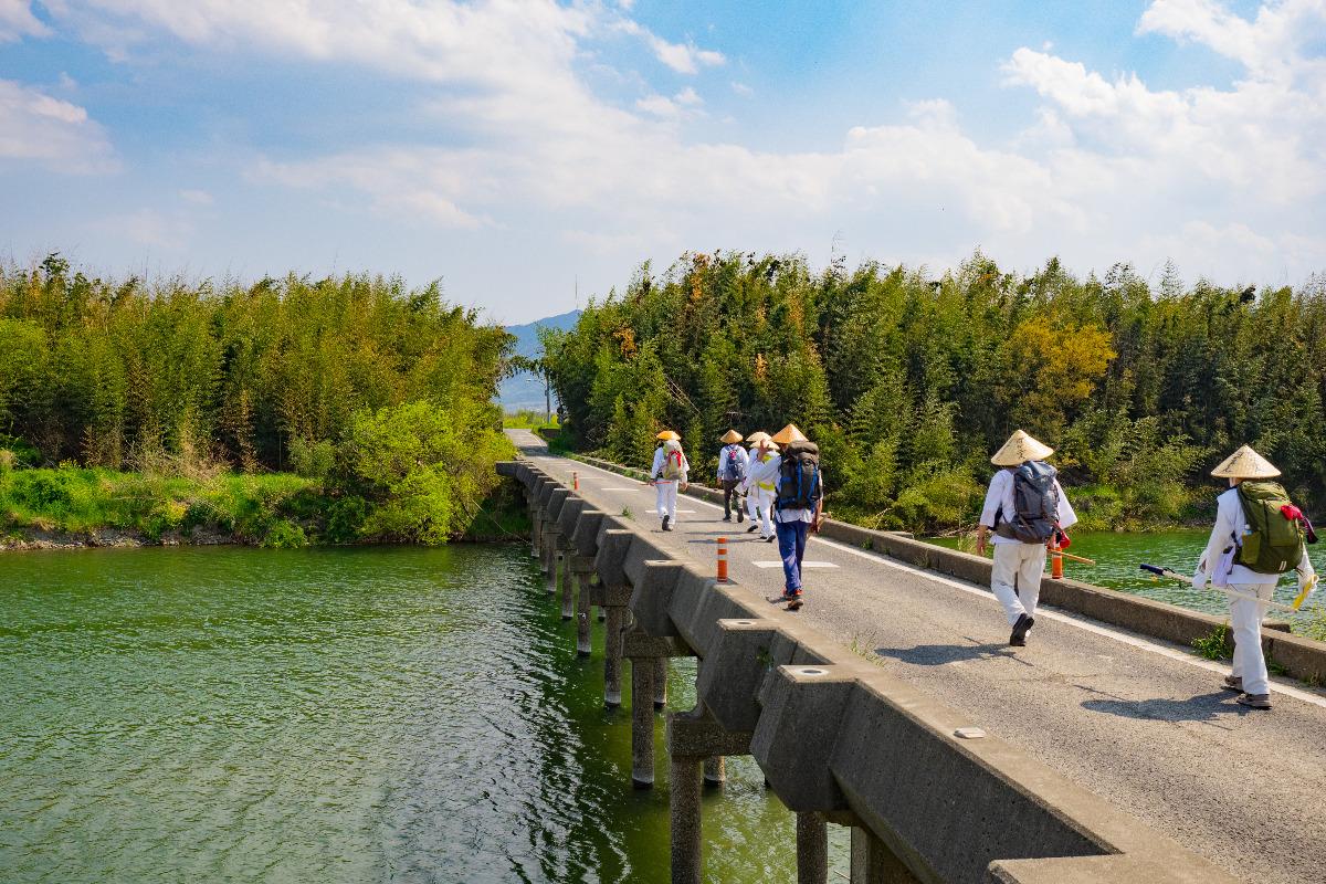 Le chemin de Shikoku