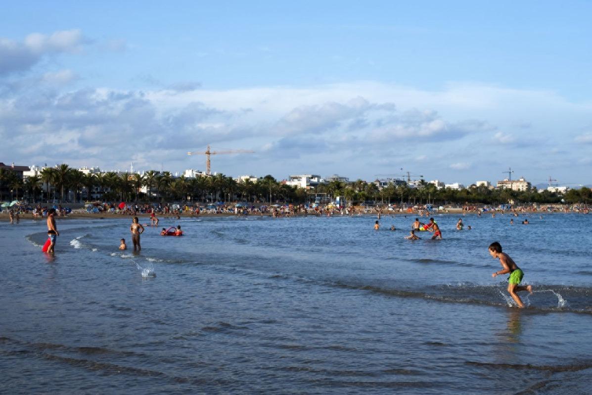 Playa de Ribes Rojes