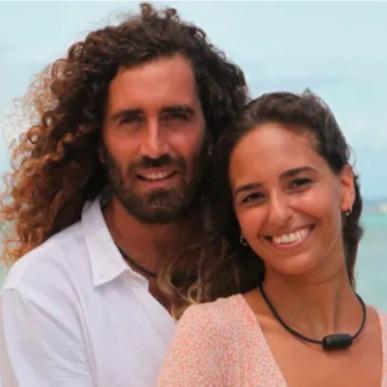 Raúl y Claudia