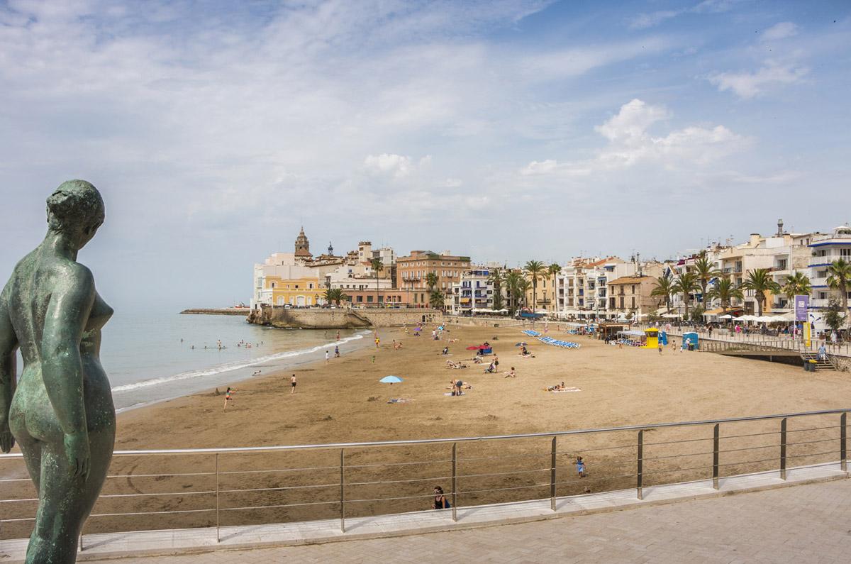 Playa de San Sebastià