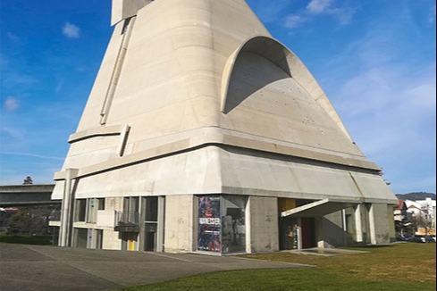 Site Le Corbusier à Firminy - Firminy - Loire